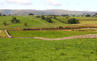 66585 heads towards Shap on 15.9.11 with the Carlisle to Shap summit ballast train.