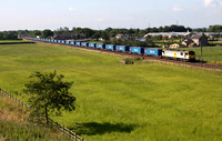 92034 heads thr Tesco Express past Brock on 14.7.11